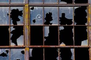 Old window wallpaper