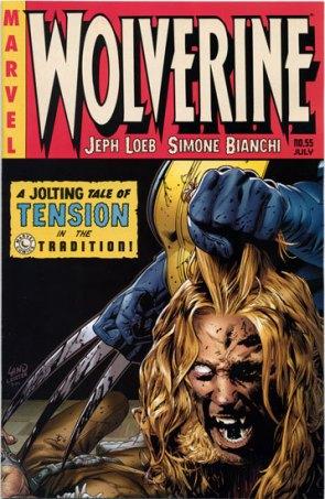 Wolverine & Sabretooth