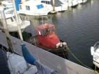 Tiny tugboat