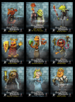 Game of Thrones Muppet Style