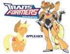Pony Transformer