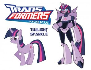 Twilight Sparkle Transformer