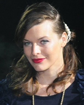 Milla's pretty lips
