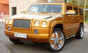 Bentley H2