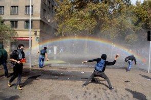 rainbow fight