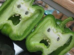 Green peppAAAAAA!!!