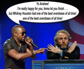 Imma Let you Finish, Andrew