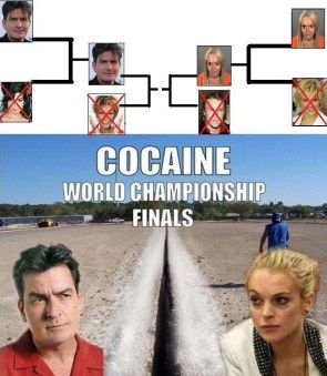 Cocaine finals