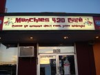 Munchies 420 Cafe'