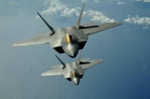pair of F-35s