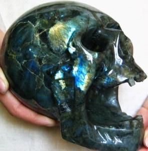 Carved Skulls