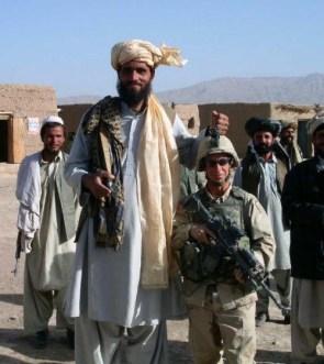 Tall Afghan