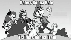 trainer gana train