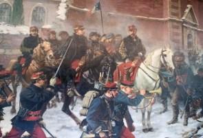 old timey war