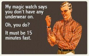 magic underware watch