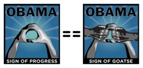 The Obama High Sign