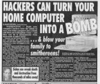 Hackers can turn your computer into a bomb