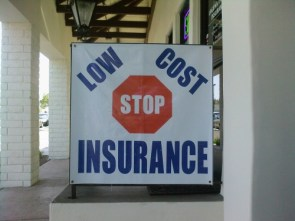 STOP low cost insurance