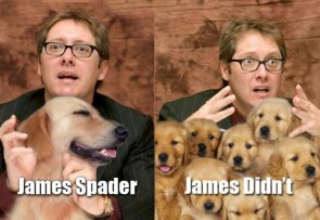 To Spader or Not to Spader