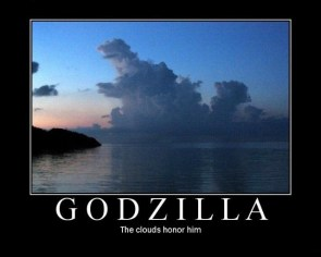 Gojira Cloud