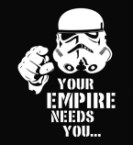 The Empire Needs You!