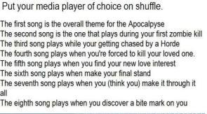 Zombie Apocalypse Game!
