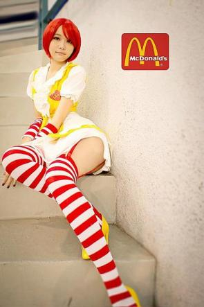 McDonalds – Japan