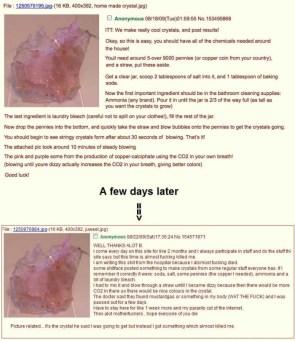 crystal formation 101