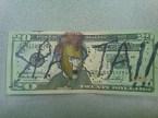 Money Graffiti