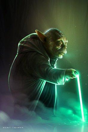 Old Yoda