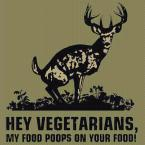 Hey Vegetarians