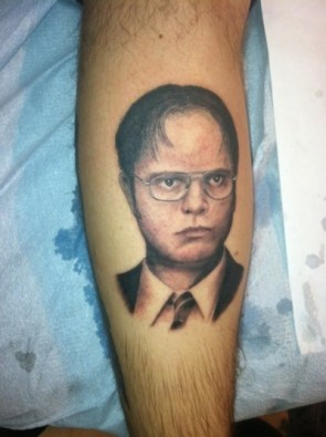 Dwight Tattoo