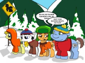 southern ponies