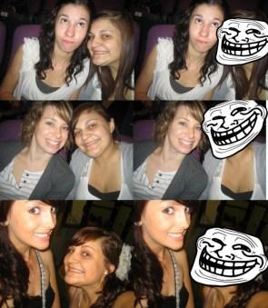 MOAR Trollface Sister