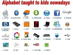 Modern Alphabet