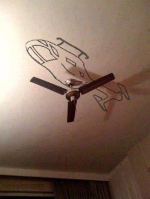 Copter Fan