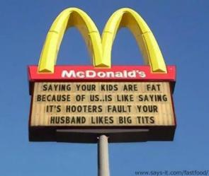 McDonald's Responds