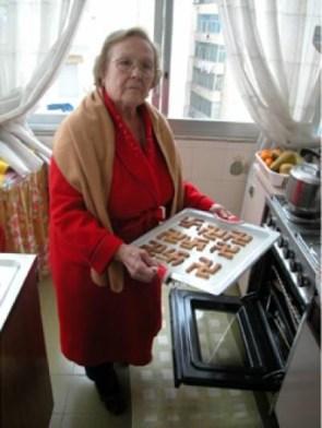 Swastika Cookies