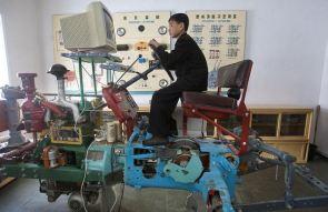 Driver's Ed North Korea Style