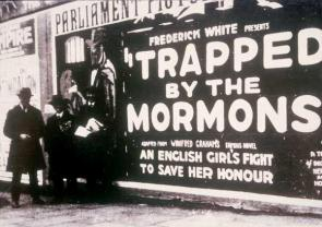 Trapped by the Mormons – 1922