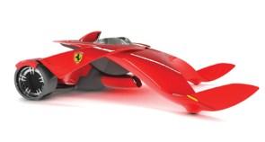 New Ferrari Prototype