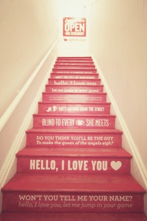The Doors & Stairs
