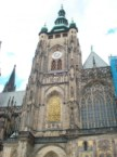 King's Cathedral in Prague