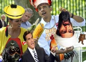Obama corn