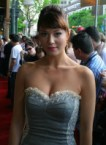 mary winstead on the red carpet