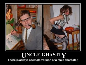 Uncle Ghastly