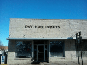 These donuts are not bad.