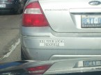 Great bumpersticker