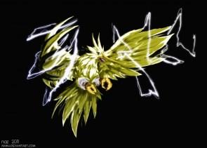 Yellow Lugia
