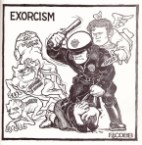 Exorcism Cartoon